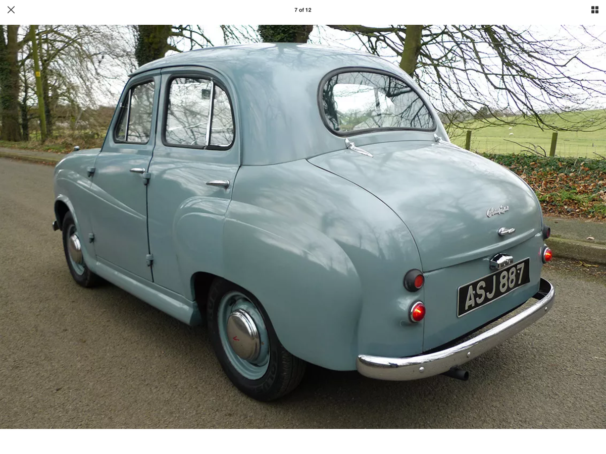 1952 Austin A30/7 (A3s) very early model £3250 For Sale (picture 1 of 6)