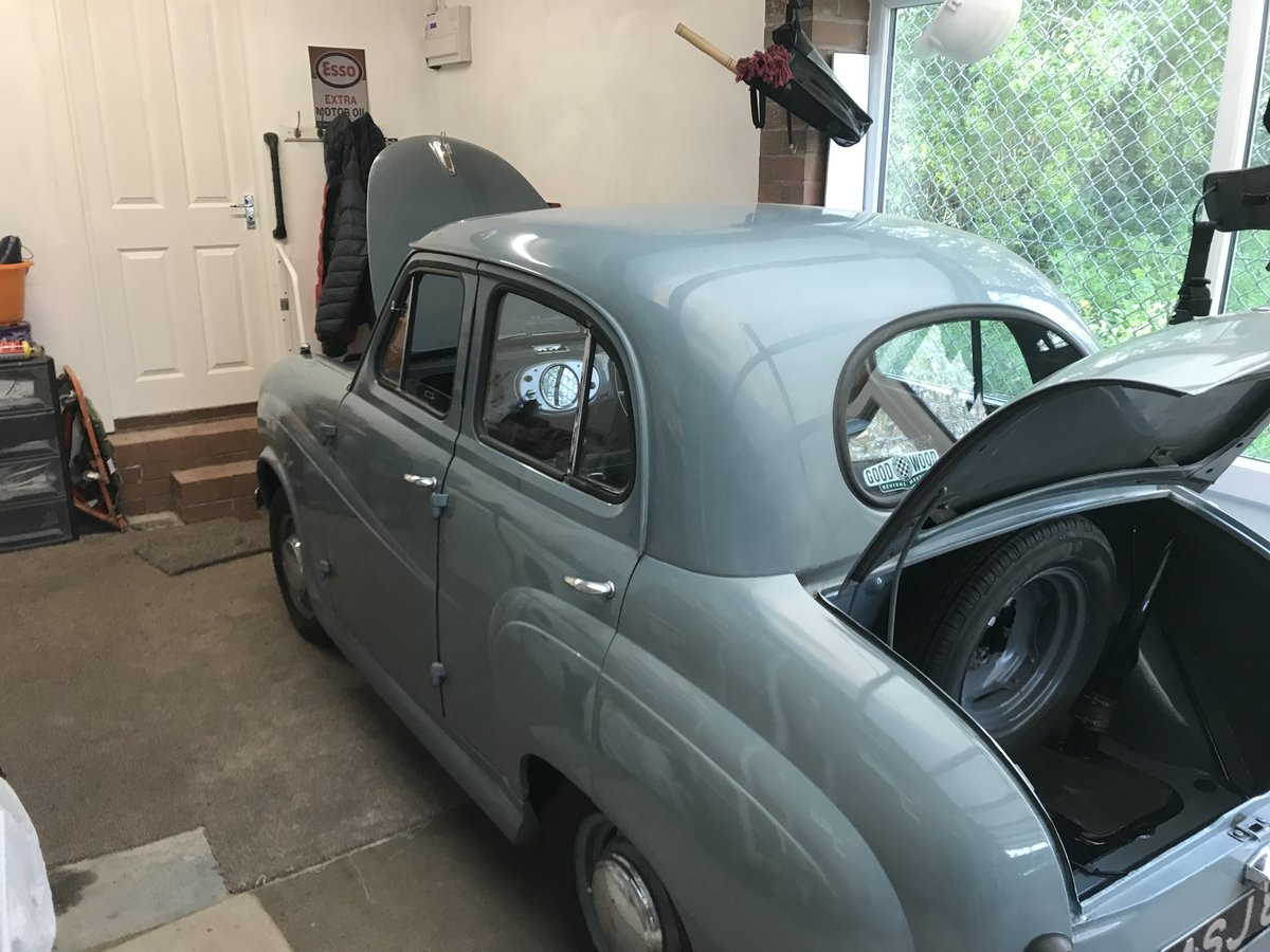 1952 Austin A30/7 (A3s) very early model £3250 For Sale (picture 5 of 6)