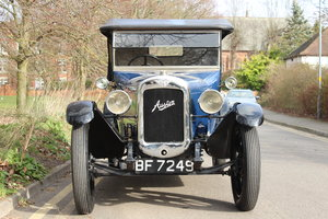 1924 austin heavy 12/4 tourer For Sale