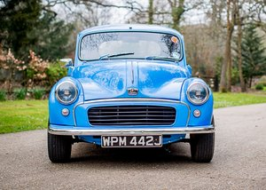1970 Austin Morris Minor Pick-up 'Fast Road' For Sale by Auction