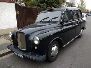 1997 Austin Carbodies Fairway Taxi For Sale
