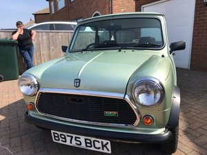1985 Austin Mini Mayfair For Sale