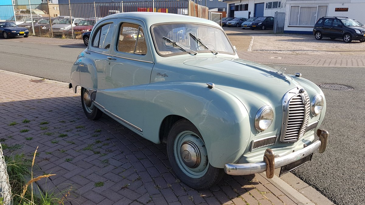 1953 Austin A 40 Somerset total Original For Sale (picture 1 of 6)