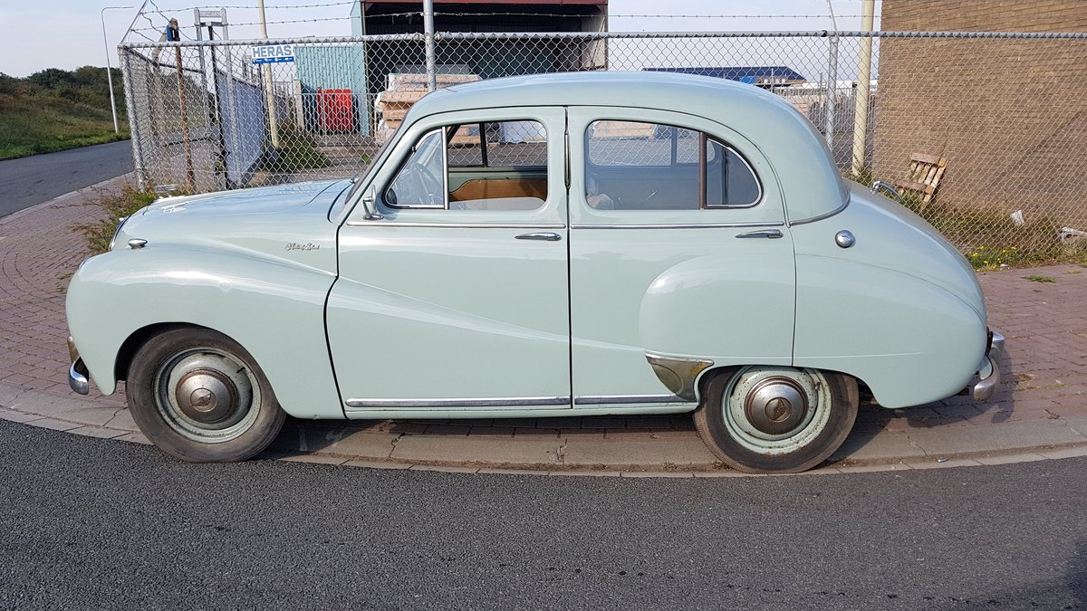 1953 Austin A 40 Somerset total Original For Sale (picture 2 of 6)