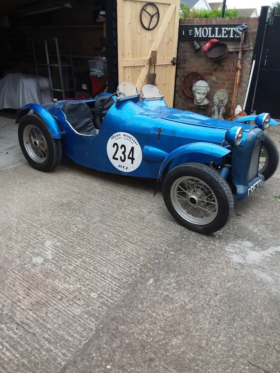1932 AUSTIN 7 MILLARD SPECIAL SOLD SOLD For Sale (picture 1 of 4)