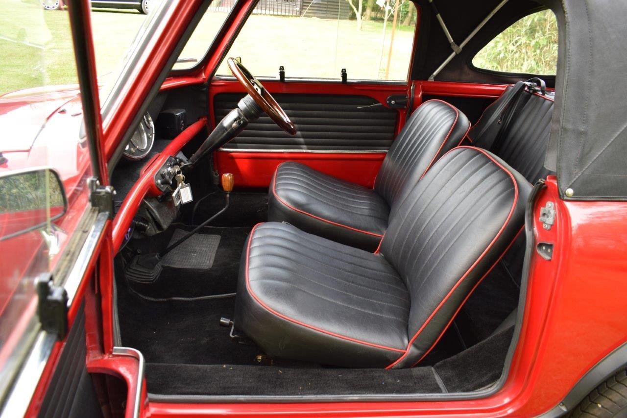 1972 Austin Morris Mini 1000 Convertible Swb For Sale Car And Classic
