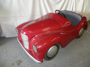 1969 AUSTIN J40 PEDAL CAR For Sale