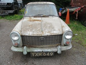 1963 AUSTIN A40 - Restoration Project For Sale