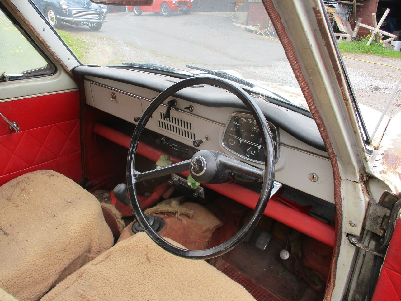 1963 AUSTIN A40 - Restoration Project For Sale (picture 4 of 4)