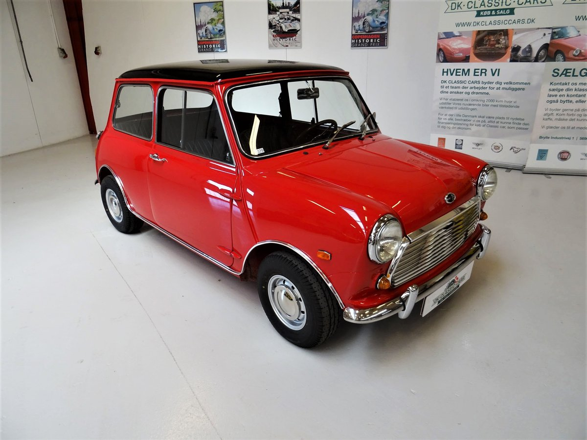 1970 Austin Mini Cooper S Mark Ii For Sale Car And Classic