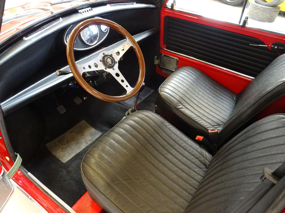 1970 Austin Mini Cooper S Mark II For Sale (picture 4 of 6)
