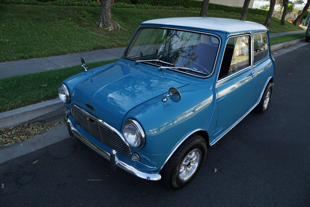 1966 Mini Cooper 'S' with BMI Heritage Certificate  SOLD (picture 1 of 6)