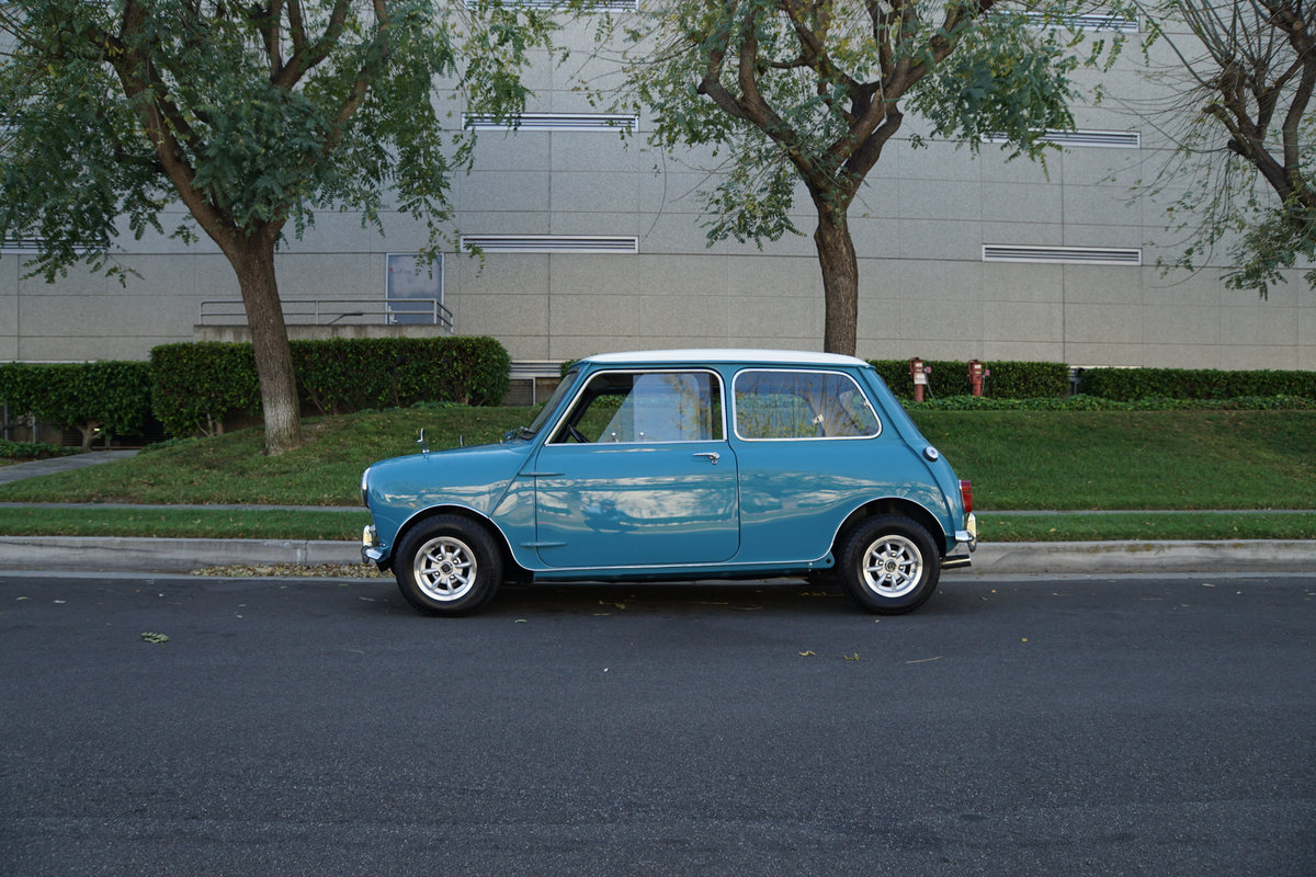 1966 Mini Cooper 'S' with BMI Heritage Certificate  SOLD (picture 2 of 6)