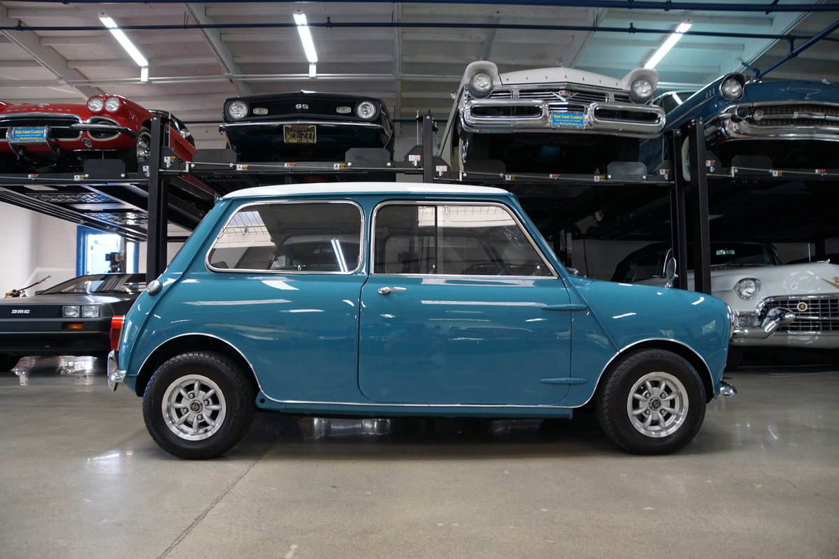 1966 Mini Cooper 'S' with BMI Heritage Certificate  SOLD (picture 3 of 6)