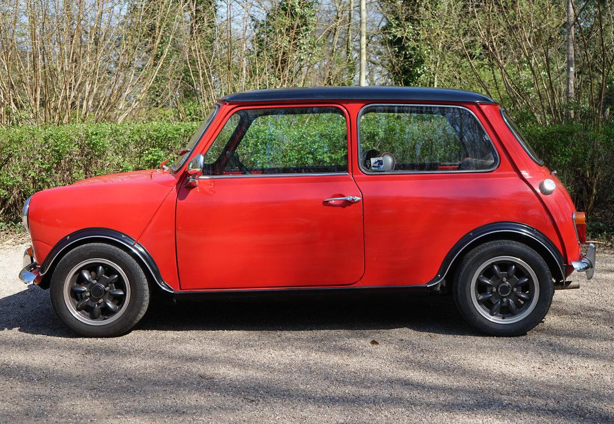 1967 Austin Mini For Sale (picture 2 of 6)