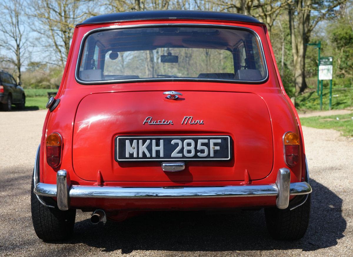 1967 Austin Mini For Sale (picture 4 of 6)