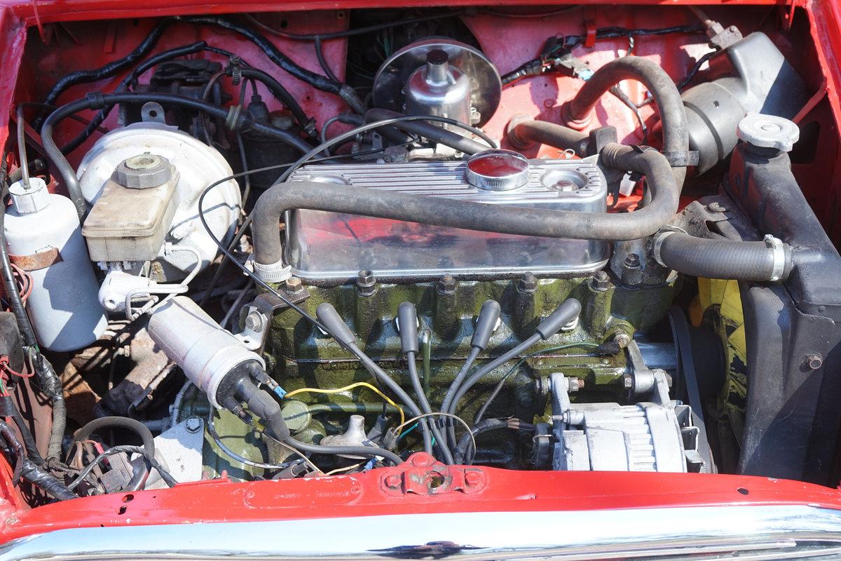 1967 Austin Mini For Sale (picture 5 of 6)