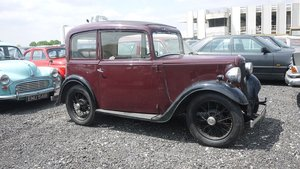 1935 Austin 7 Ruby For Sale by Auction