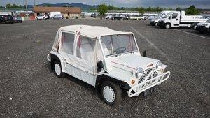 1989 Austin Mini Moke For Sale by Auction