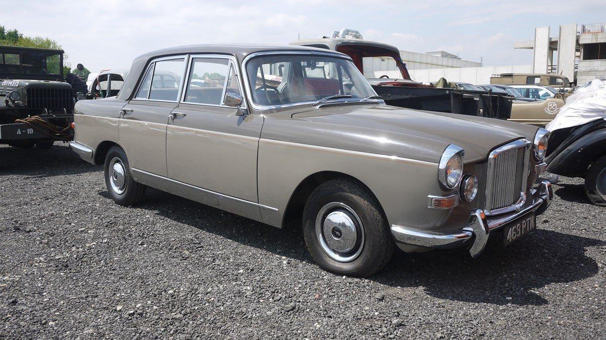 1964 Austin Princess Vanden Plas R40 For Sale by Auction (picture 1 of 5)