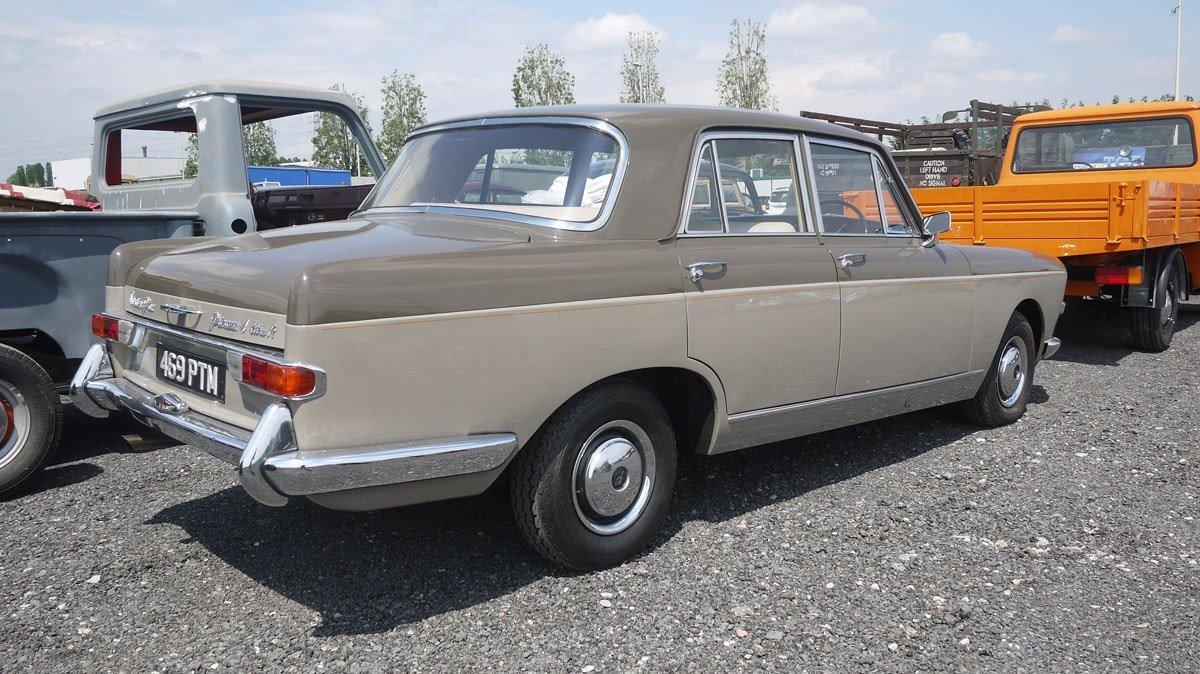 1964 Austin Princess Vanden Plas R40 For Sale by Auction (picture 3 of 5)
