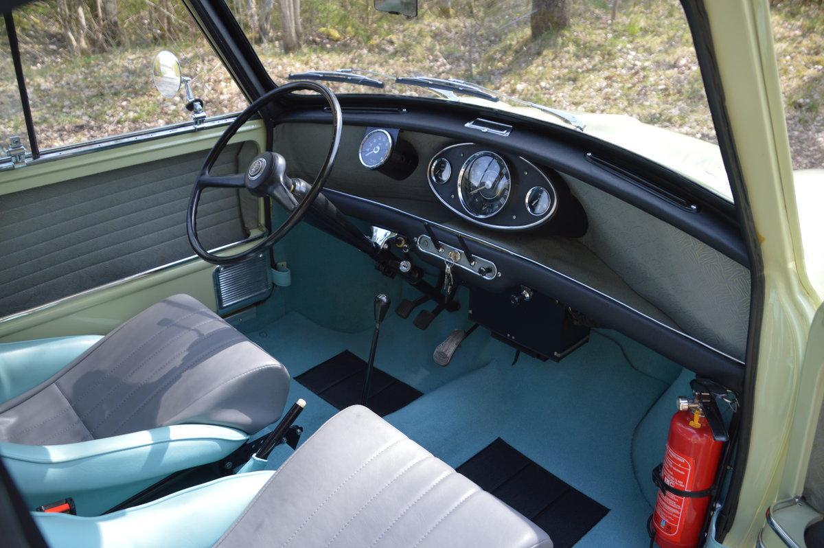 1962 Austin cooper Mk1 (997) For Sale (picture 6 of 6)