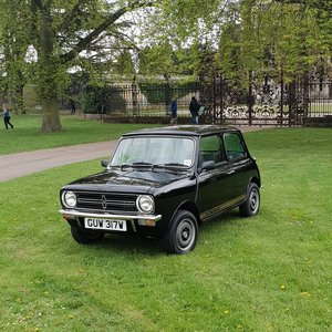 1980 1275 gt clubman For Sale