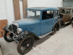 1933 Austin 7 Shipped in from Africa in 2002 For Sale