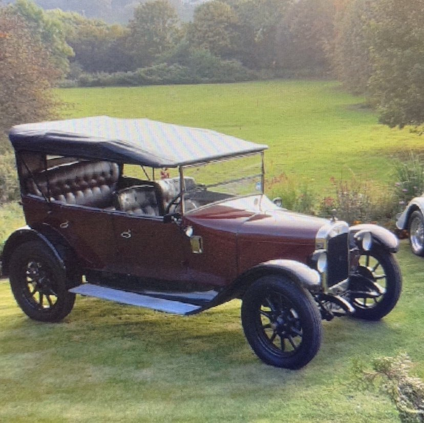 1927 Austin 12/4 Clifton Tourer  SOLD (picture 2 of 5)