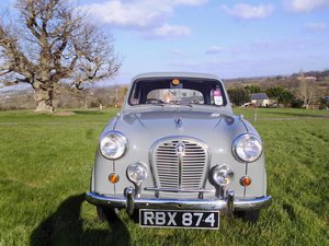 1958 Austin A35 2-door 25000 genuine miles SOLD