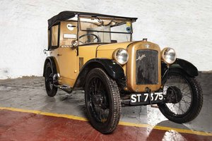 "Outstanding ""Brum"" - 1929 Austin 7 Chummy Tourer For Sale"