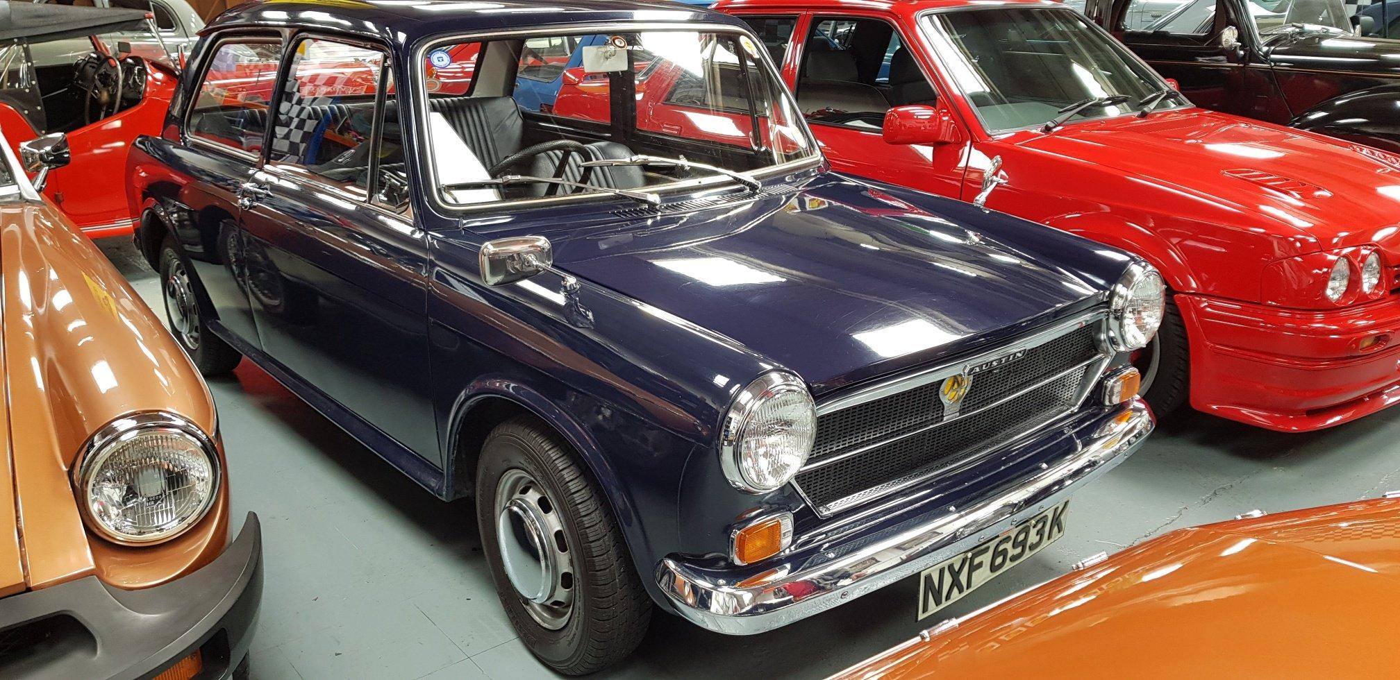 1972 Austin 1100 2 Door SOLD (picture 2 of 6)