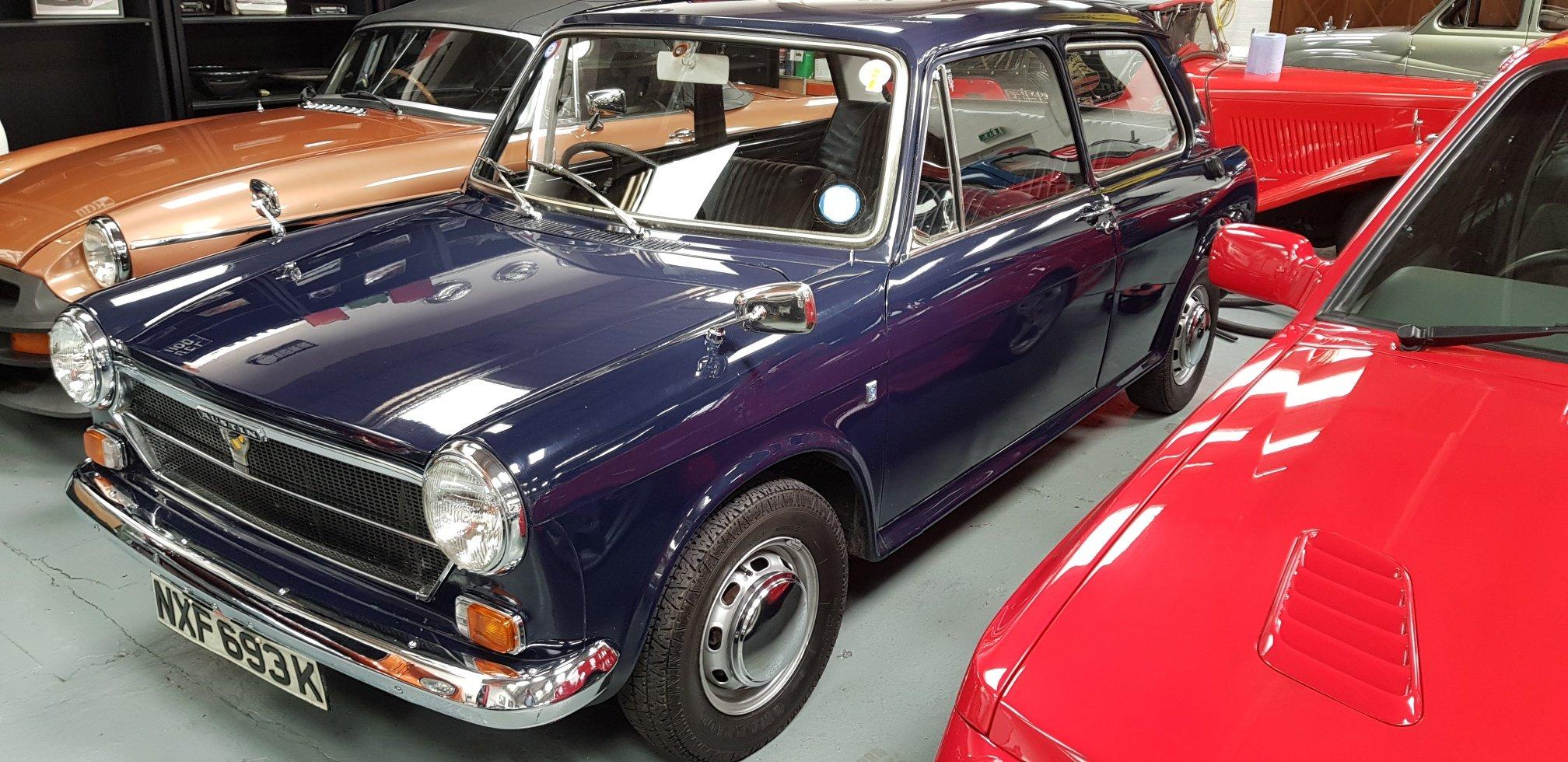 1972 Austin 1100 2 Door SOLD (picture 3 of 6)