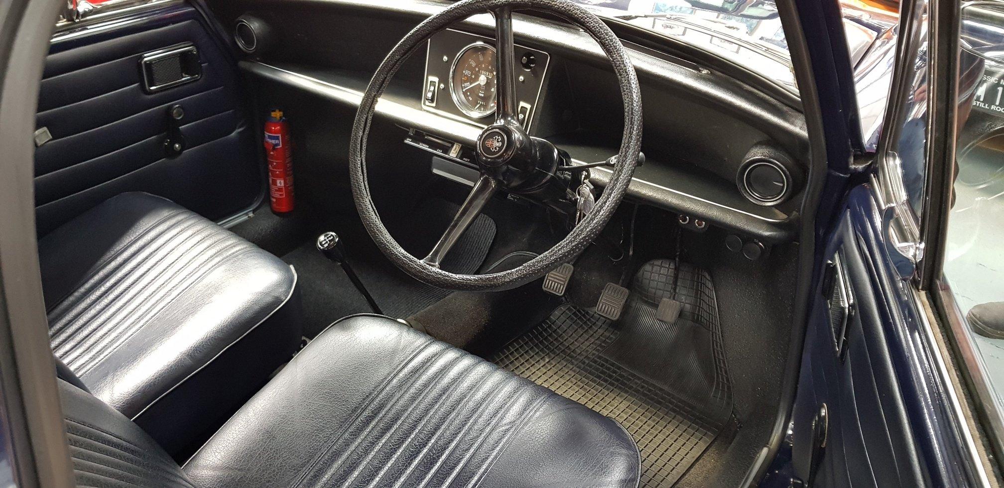 1972 Austin 1100 2 Door SOLD (picture 5 of 6)