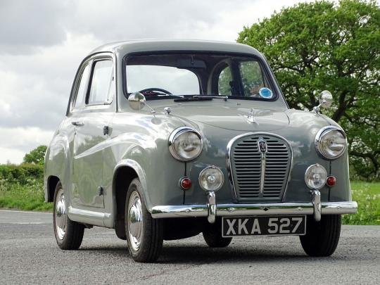 1957 Austin A35 Saloon For Sale by Auction (picture 1 of 1)