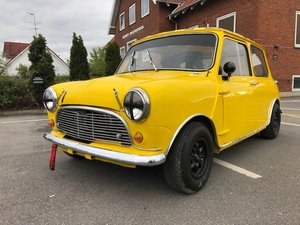 1964 Austin Cooper S FIA Racecar. For Sale