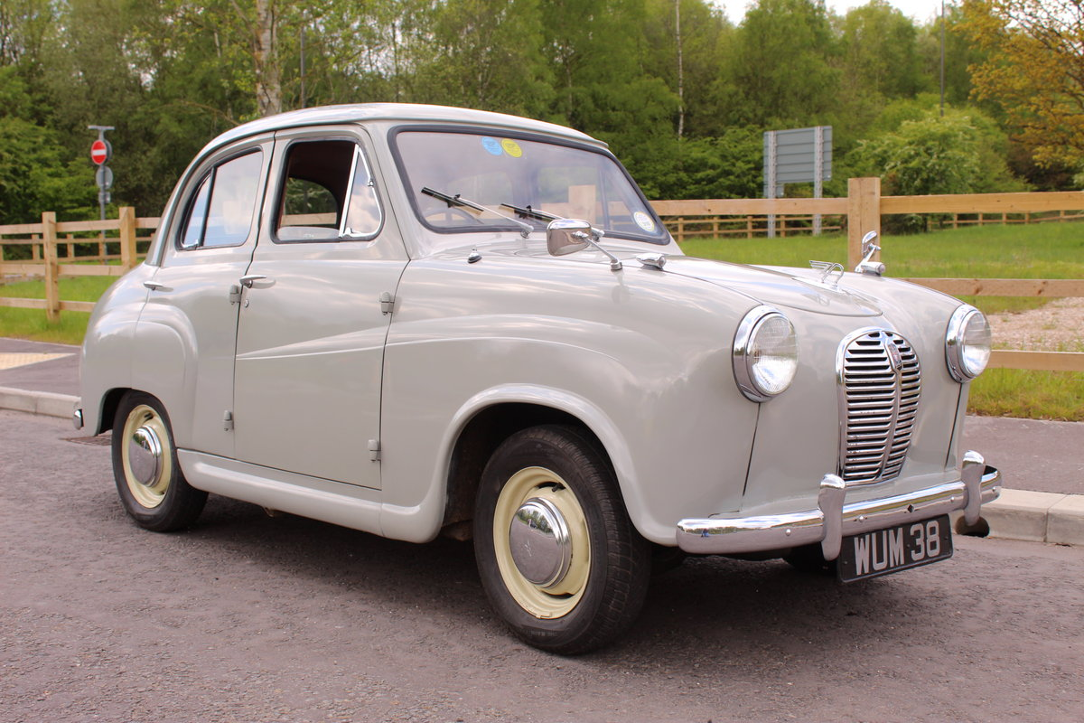 1956 Austin A30 Four Door Saloon Lovely Condition  SOLD (picture 1 of 6)