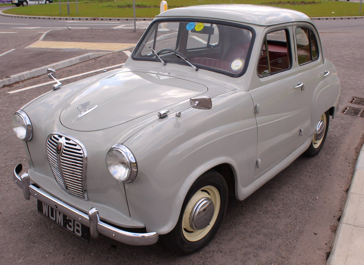1956 Austin A30 Four Door Saloon Lovely Condition  SOLD (picture 2 of 6)