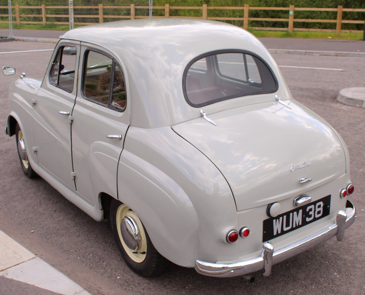 1956 Austin A30 Four Door Saloon Lovely Condition  SOLD (picture 3 of 6)