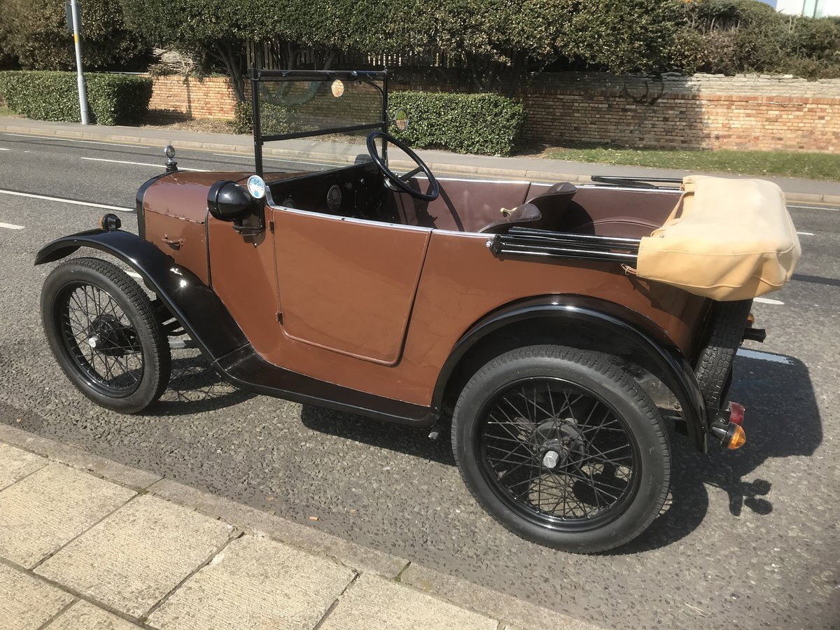 1925 Austin Seven Chummy For Sale (picture 1 of 3)