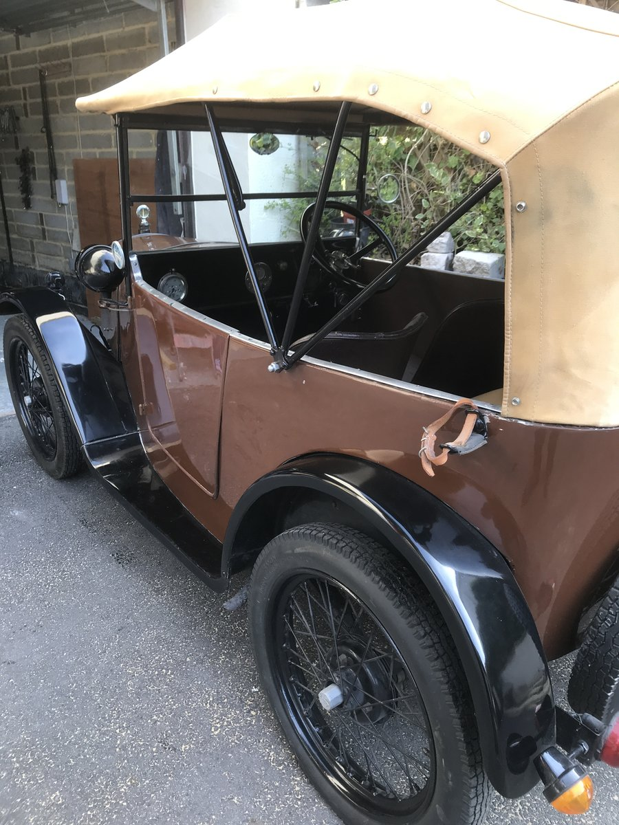 1925 Austin Seven Chummy For Sale (picture 2 of 3)