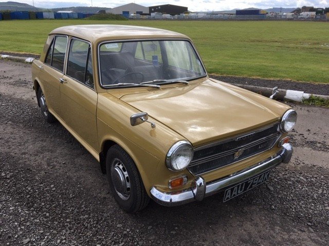 1971 Austin 1300 at Morris Leslie Auction 25th May SOLD by Auction (picture 1 of 5)