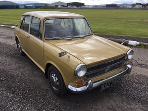 1971 Austin 1300 at Morris Leslie Auction 25th May SOLD by Auction