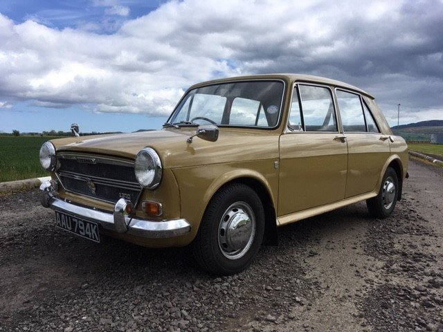 1971 Austin 1300 at Morris Leslie Auction 25th May SOLD by Auction (picture 2 of 5)