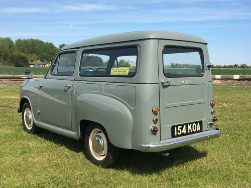 1963 Austin A35 at Morris Leslie Classic Auction 25th May SOLD by Auction (picture 2 of 6)