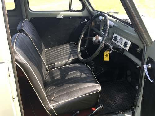 1963 Austin A35 at Morris Leslie Classic Auction 25th May SOLD by Auction (picture 4 of 6)