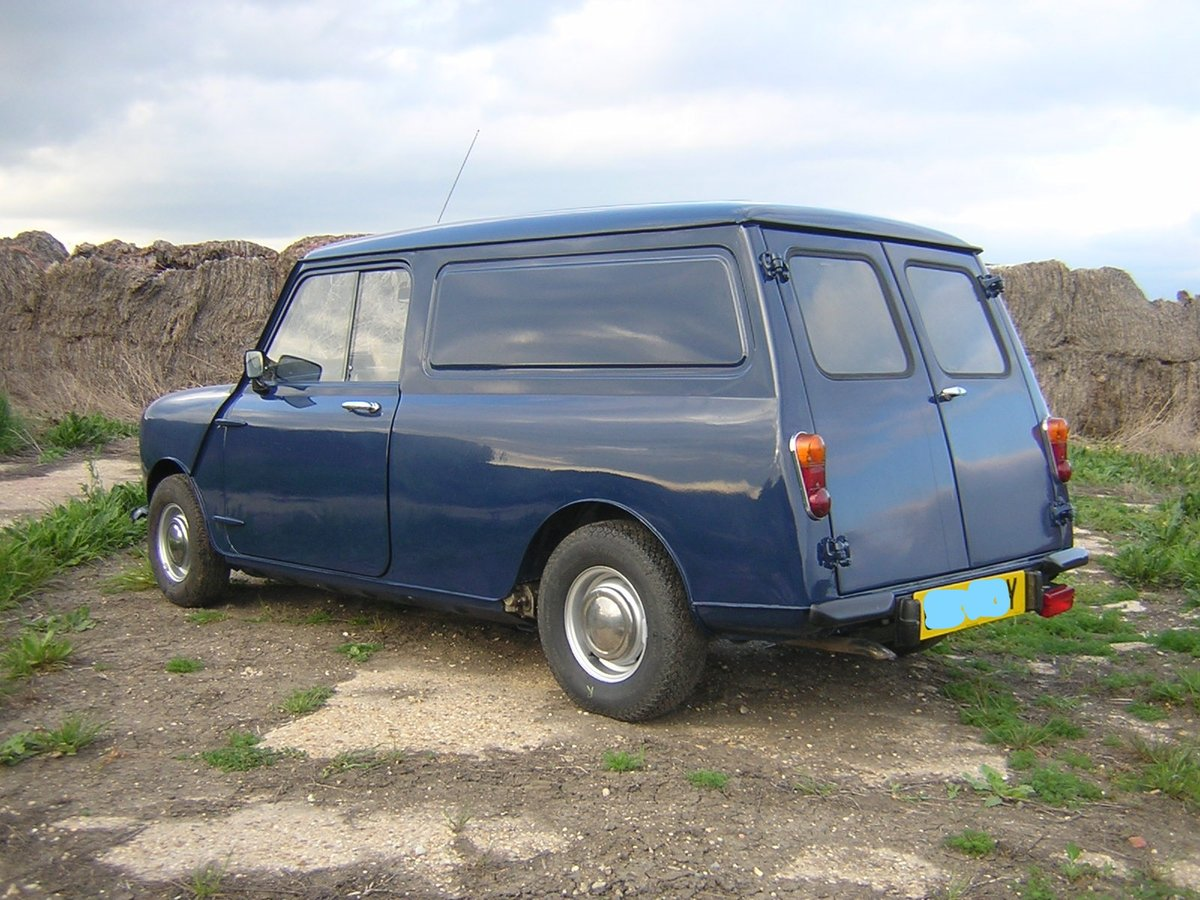 For Sale 1983 Austin Mini Van For Sale Car And Classic