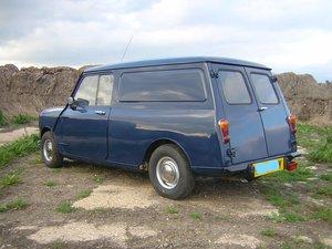 For sale: 1983 Austin Mini Van For Sale