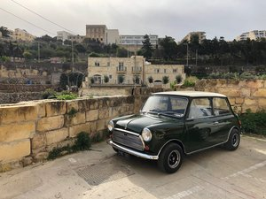 MINI MKiv  1000cc 1980 restored For Sale