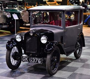 1930 Austin 7 RK Fabric Saloon (Seven) For Sale